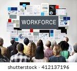 documents paperwork data... | Shutterstock . vector #412137196