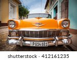 Trinidad  Cuba   Circa August...