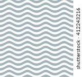 wave background. seamless... | Shutterstock .eps vector #412243216