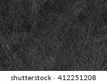 black leather texture background | Shutterstock . vector #412251208