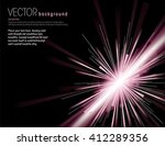 vector illustration of abstract ... | Shutterstock .eps vector #412289356