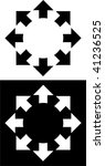 abstract arrow design   Shutterstock .eps vector #41236525