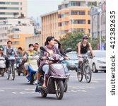 kunming  china june 30  2014....   Shutterstock . vector #412382635