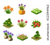 Flash Game Gardening Elements...