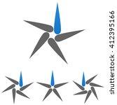 abstract logo symbol design...