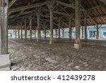 charroux  france   august 13 ... | Shutterstock . vector #412439278