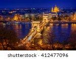 Panorama Of Budapest  Hungary ...