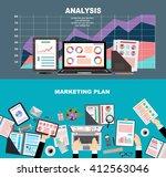 flat design illustration...   Shutterstock .eps vector #412563046