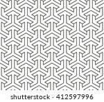 arrow shaped vector pattern ...