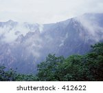 mountain view | Shutterstock . vector #412622