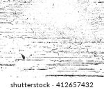 grunge black and white distress ... | Shutterstock .eps vector #412657432