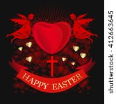 Happy Easter. Angels Are...