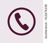 phone   icon  vector...