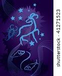 zodiac  astrology   Shutterstock .eps vector #41271523