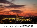 Prague Castle Captured From...