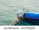 little egret | Shutterstock . vector #412746265