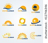 Sun Logo  Have Trees  Clouds...
