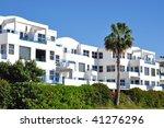Tropical Condominium Complex