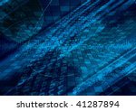 abstract vector background | Shutterstock .eps vector #41287894