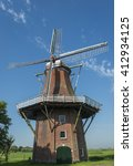 middelstum  the netherlands  ... | Shutterstock . vector #412934125