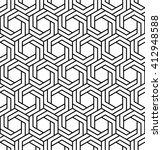 vector seamless texture. modern ... | Shutterstock .eps vector #412948588