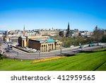 edinburgh  scotland   20 april... | Shutterstock . vector #412959565
