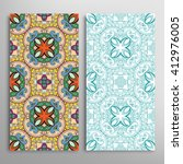 vertical seamless patterns... | Shutterstock .eps vector #412976005