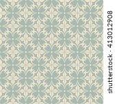 elegant antique background... | Shutterstock .eps vector #413012908
