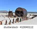 Wreck Of The Kakapo Wreck At...