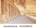Statues On Facade Of Palace Of...