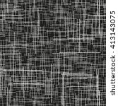 imitation linen texture.... | Shutterstock .eps vector #413143075