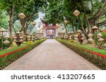 The Temple Of Literature In...