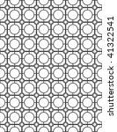 abstract black   white design | Shutterstock .eps vector #41322541