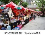 bangkok  thailand   april 30 ... | Shutterstock . vector #413226256