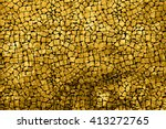 Texture Of Gold Marble Slab...