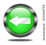 arrow button isolated  | Shutterstock . vector #413344792