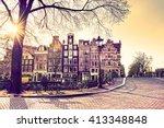 Beautiful Amsterdam Sunset....