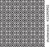 geometric pattern. editable... | Shutterstock .eps vector #413390902