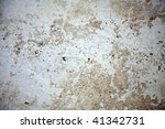 texture of old cracked concrete wall - stock photo