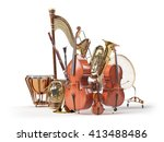 Orchestra Musical Instruments...