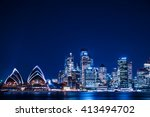 sydney  australia   april 12... | Shutterstock . vector #413494702