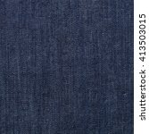 close up jeans or denim cloth... | Shutterstock . vector #413503015