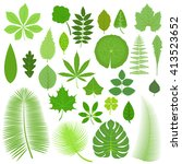 Vector Tropical Set Leaves....