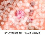 circular colorful abstract... | Shutterstock . vector #413568025