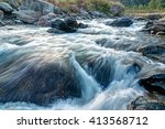 Beautiful Reshi River Water...