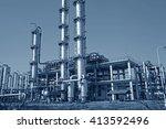 industrial plant equipment | Shutterstock . vector #413592496