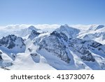 titlis mountain is one of...   Shutterstock . vector #413730076
