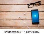 chiangmai  thailand   march 12  ... | Shutterstock . vector #413901382