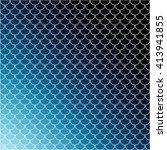 blue roof tiles pattern ...   Shutterstock .eps vector #413941855