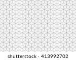 geometric pattern. cube...
